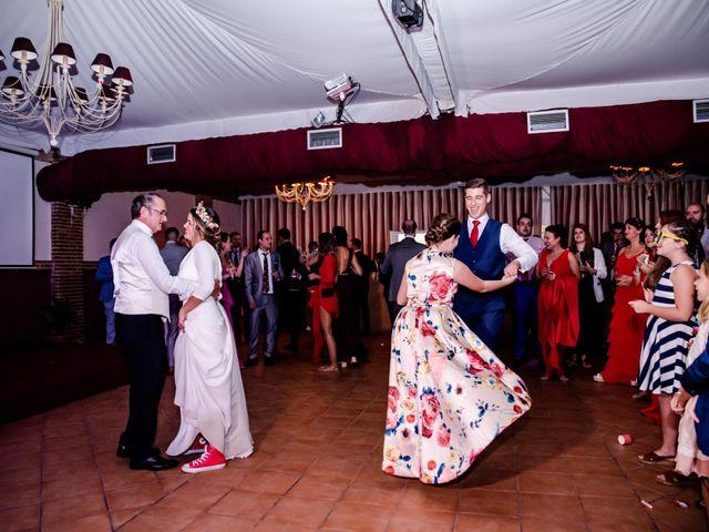 La boda de Juan y Carmen en Antequera, Málaga 137