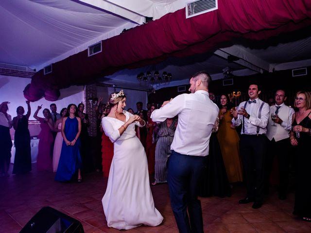 La boda de Juan y Carmen en Antequera, Málaga 139
