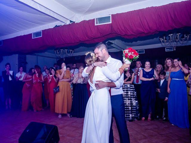 La boda de Juan y Carmen en Antequera, Málaga 140
