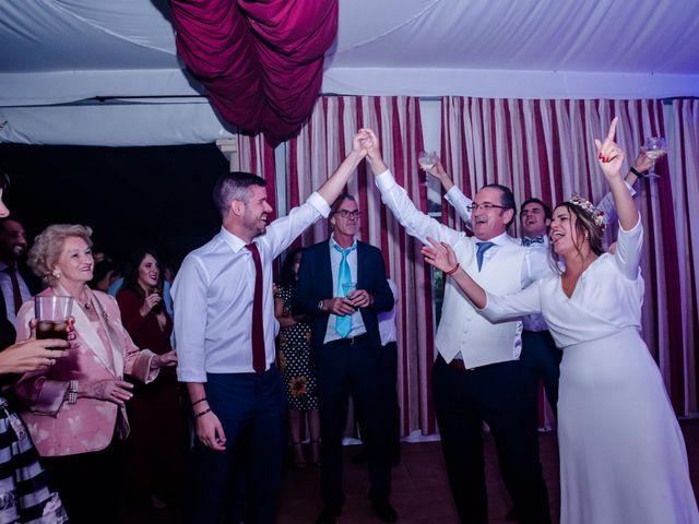 La boda de Juan y Carmen en Antequera, Málaga 142