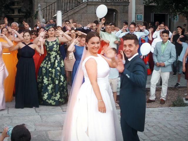 La boda de Patricia y Domingo