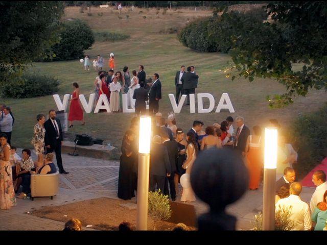 La boda de Domingo y Patricia en Barco De Avila, Ávila 6