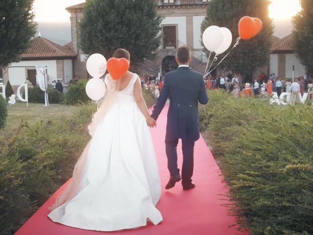 La boda de Domingo y Patricia en Barco De Avila, Ávila 4
