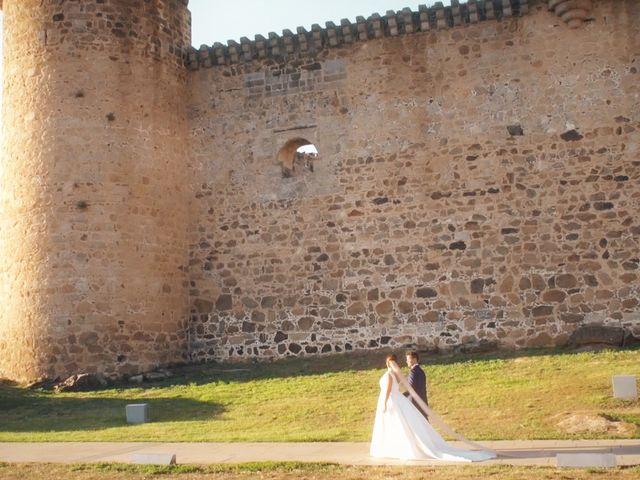 La boda de Domingo y Patricia en Barco De Avila, Ávila 2