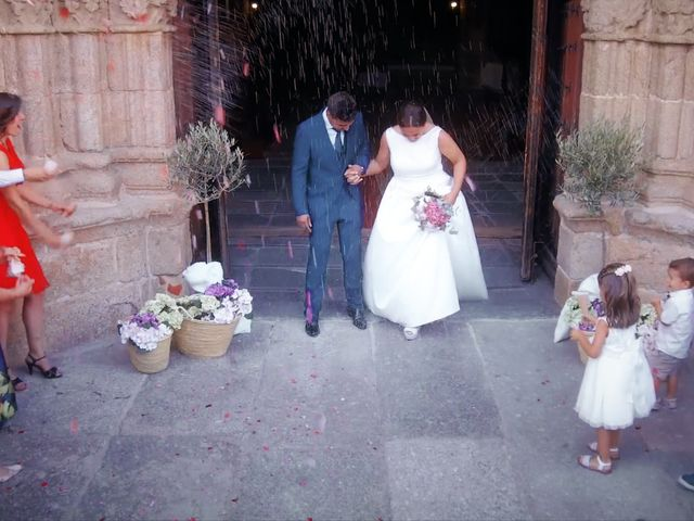 La boda de Domingo y Patricia en Barco De Avila, Ávila 19