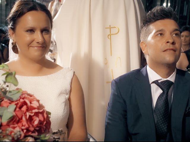 La boda de Domingo y Patricia en Barco De Avila, Ávila 32