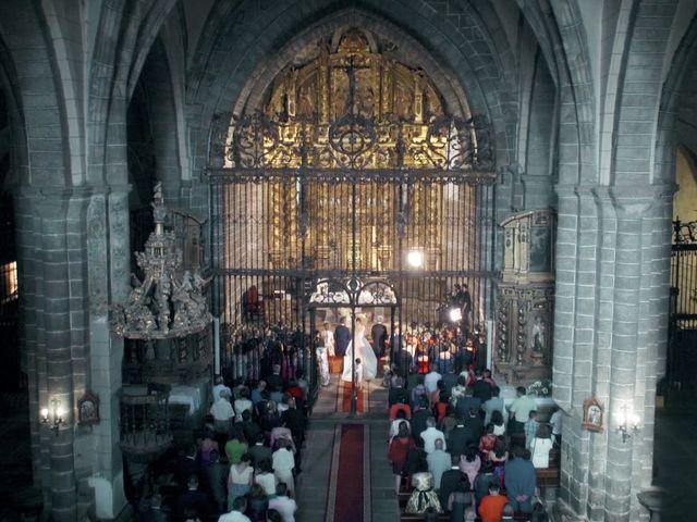 La boda de Domingo y Patricia en Barco De Avila, Ávila 31