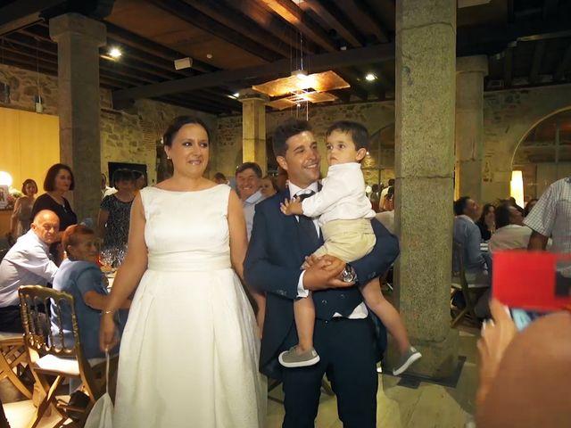 La boda de Domingo y Patricia en Barco De Avila, Ávila 28