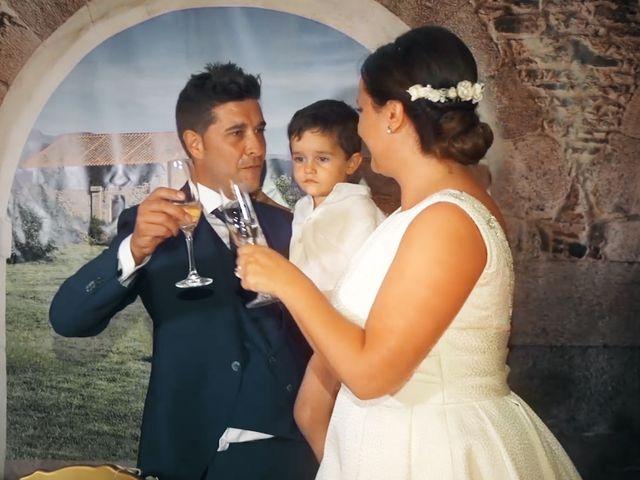 La boda de Domingo y Patricia en Barco De Avila, Ávila 27