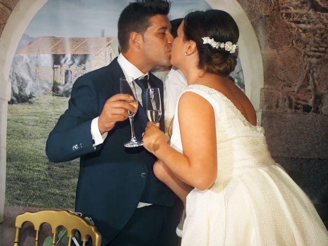 La boda de Domingo y Patricia en Barco De Avila, Ávila 26