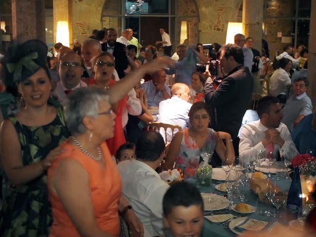 La boda de Domingo y Patricia en Barco De Avila, Ávila 25