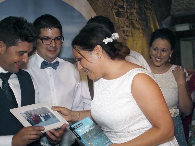 La boda de Domingo y Patricia en Barco De Avila, Ávila 20