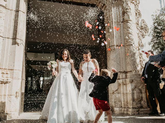 La boda de Isabel y Marmen en Utrera, Sevilla 1