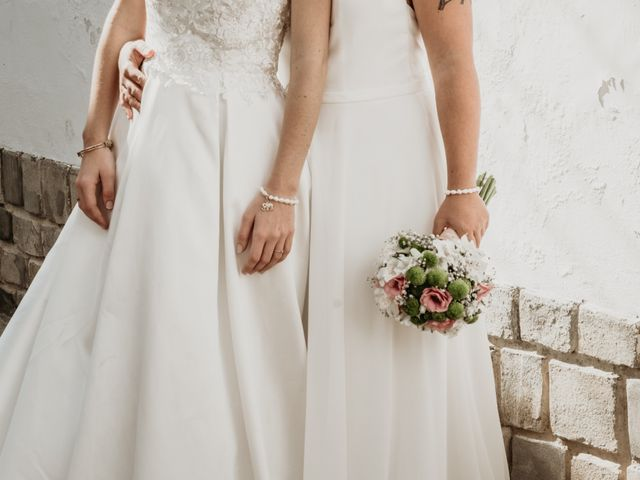 La boda de Isabel y Marmen en Utrera, Sevilla 25