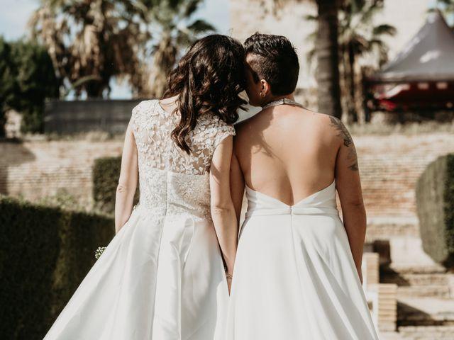 La boda de Isabel y Marmen en Utrera, Sevilla 28