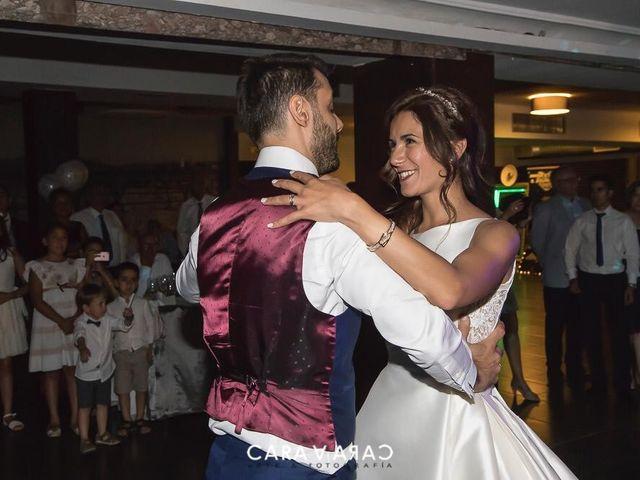 La boda de Samira y Javier