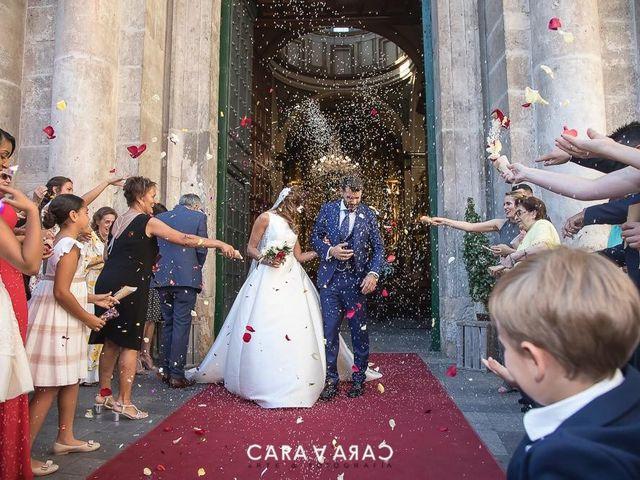 La boda de Javier  y Samira en Valoria La Buena, Valladolid 3