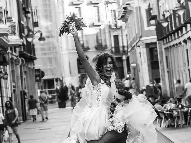 La boda de Javier  y Samira en Valoria La Buena, Valladolid 1