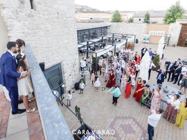 La boda de Javier  y Samira en Valoria La Buena, Valladolid 4