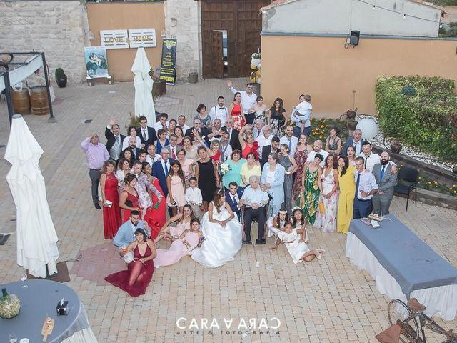 La boda de Javier  y Samira en Valoria La Buena, Valladolid 5