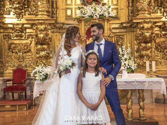 La boda de Javier  y Samira en Valoria La Buena, Valladolid 6