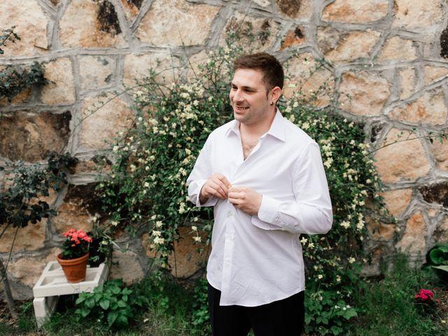 La boda de Ezequiel y Rut en Torrelodones, Madrid 1
