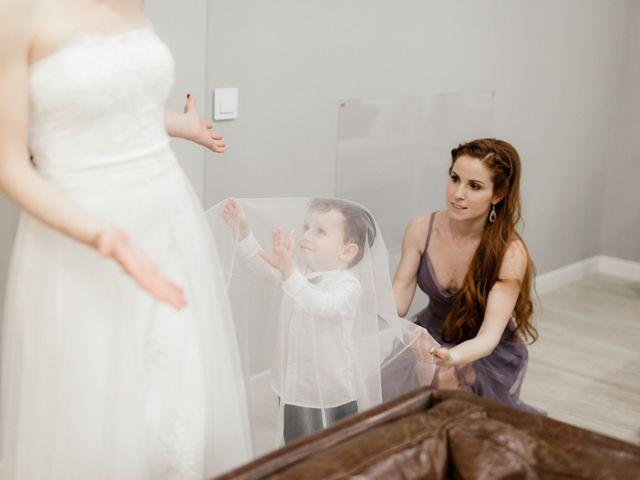 La boda de Ezequiel y Rut en Torrelodones, Madrid 11