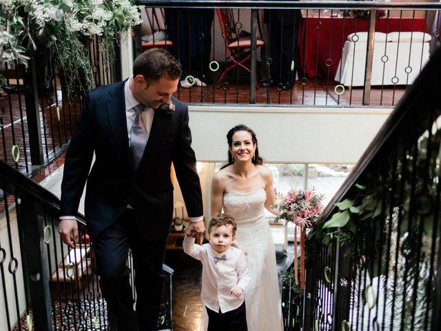 La boda de Ezequiel y Rut en Torrelodones, Madrid 26