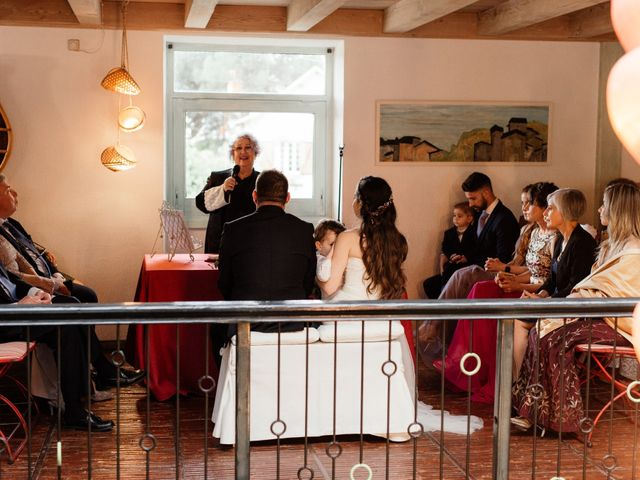 La boda de Ezequiel y Rut en Torrelodones, Madrid 29