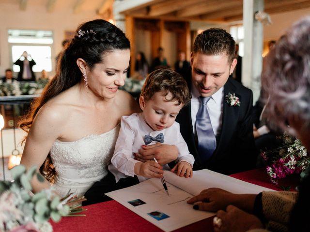La boda de Ezequiel y Rut en Torrelodones, Madrid 33