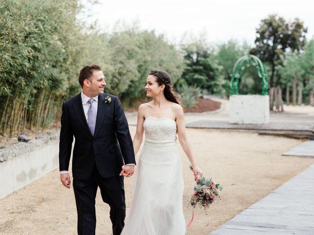 La boda de Ezequiel y Rut en Torrelodones, Madrid 37