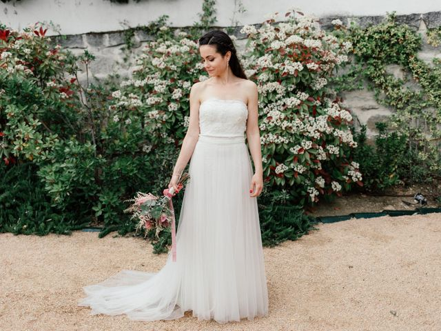 La boda de Ezequiel y Rut en Torrelodones, Madrid 40