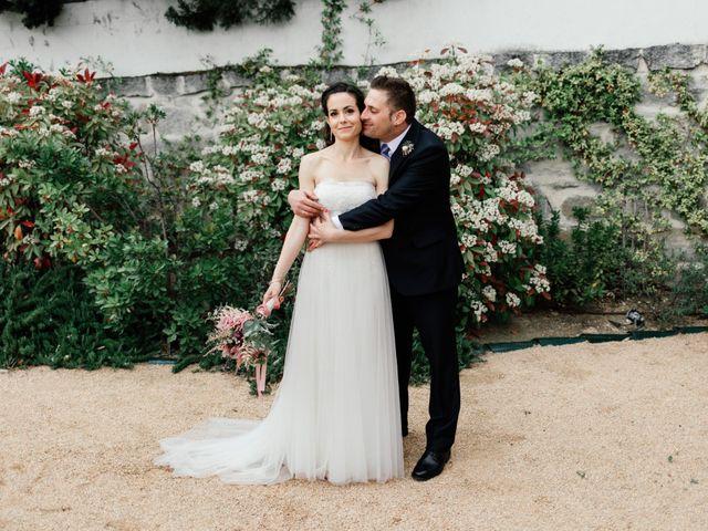 La boda de Ezequiel y Rut en Torrelodones, Madrid 41