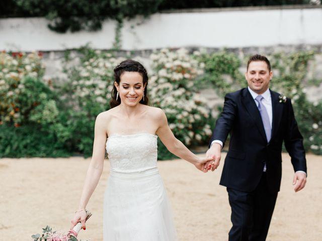 La boda de Ezequiel y Rut en Torrelodones, Madrid 44