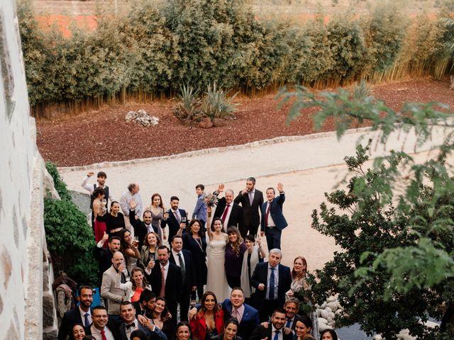 La boda de Ezequiel y Rut en Torrelodones, Madrid 46