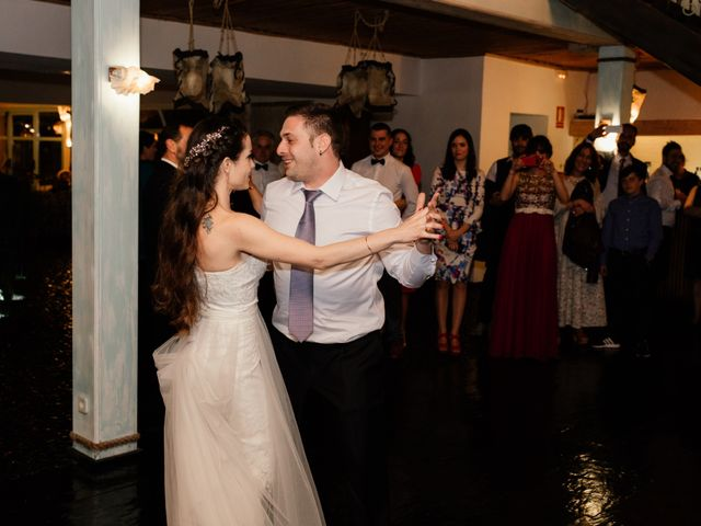 La boda de Ezequiel y Rut en Torrelodones, Madrid 51