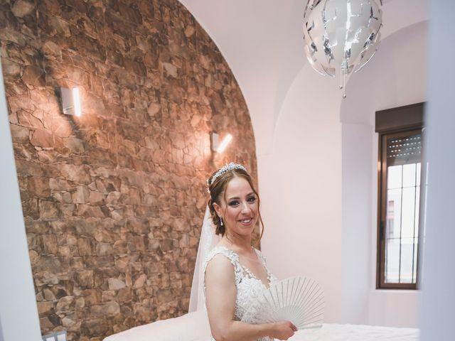 La boda de Paco y Mónica en Pozoblanco, Córdoba 9