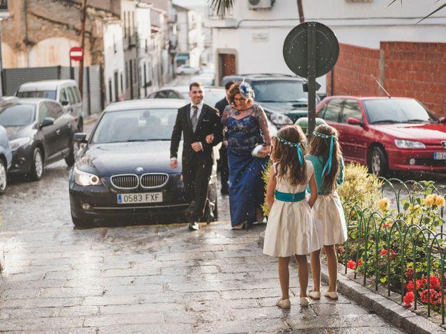 La boda de Paco y Mónica en Pozoblanco, Córdoba 10