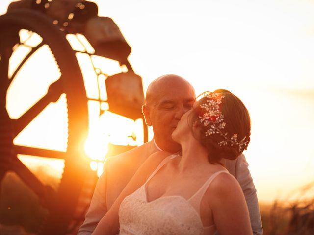 La boda de Marina y Lalo