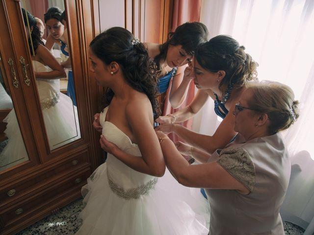 La boda de Adrián y Andrea en Teruel, Teruel 9