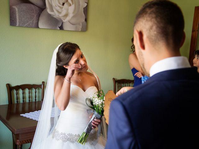 La boda de Adrián y Andrea en Teruel, Teruel 12