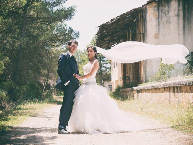 La boda de Adrián y Andrea en Teruel, Teruel 1