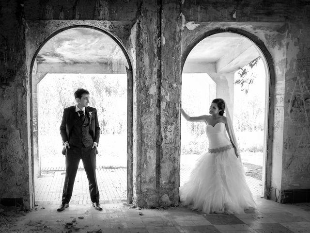 La boda de Adrián y Andrea en Teruel, Teruel 16