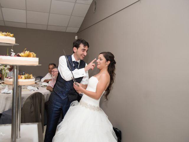 La boda de Adrián y Andrea en Teruel, Teruel 21
