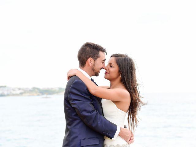 La boda de Andrea y Adrián