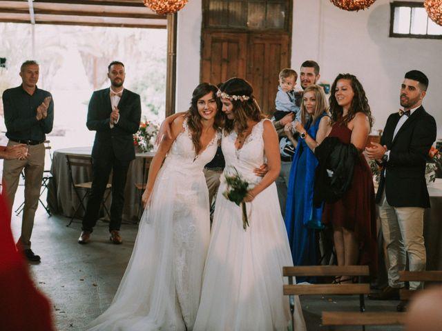 La boda de Gemma y Bea en Arona, Santa Cruz de Tenerife 36