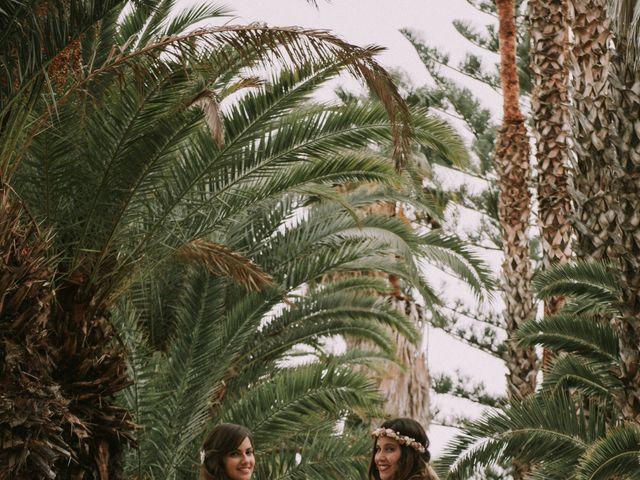 La boda de Gemma y Bea en Arona, Santa Cruz de Tenerife 1