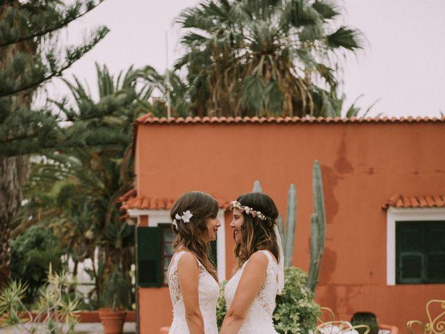 La boda de Gemma y Bea en Arona, Santa Cruz de Tenerife 2