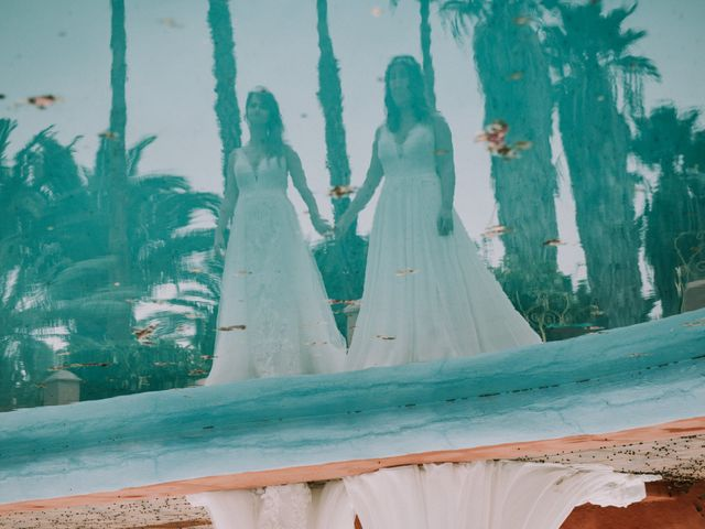 La boda de Gemma y Bea en Arona, Santa Cruz de Tenerife 53