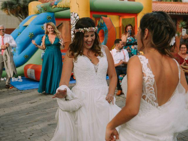 La boda de Gemma y Bea en Arona, Santa Cruz de Tenerife 65
